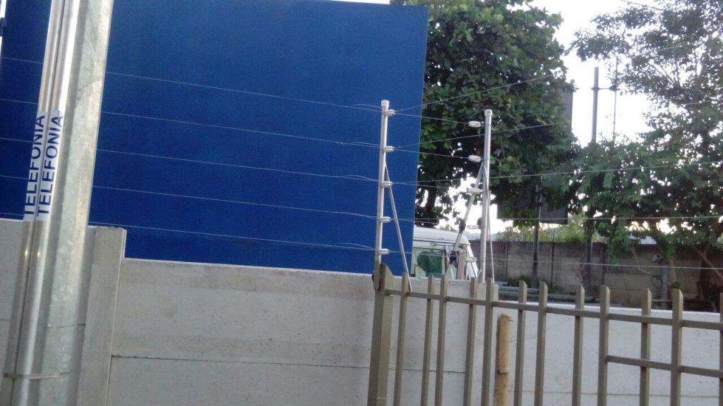 Cercas Eléctricas en El Salvador