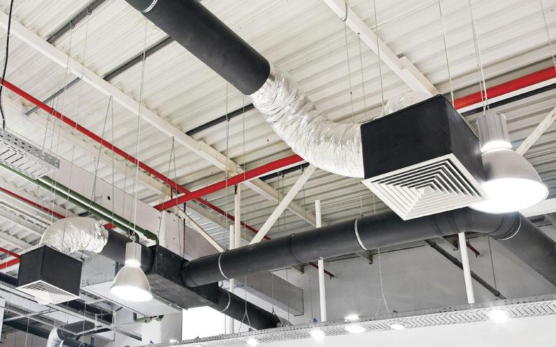 Importancia de la limpieza de ductos del aire acondicionado