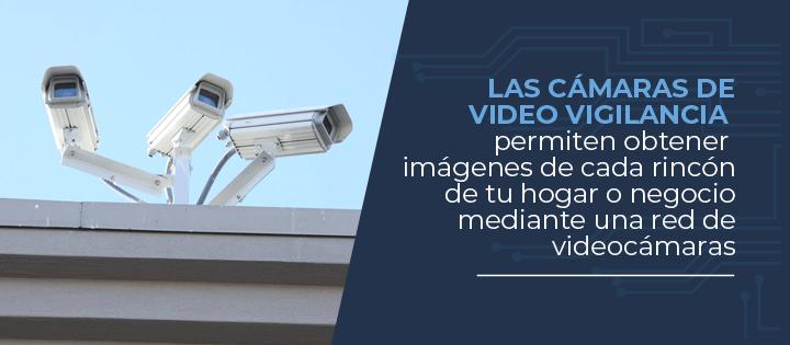 cámaras de video vigilancia en El Salvador