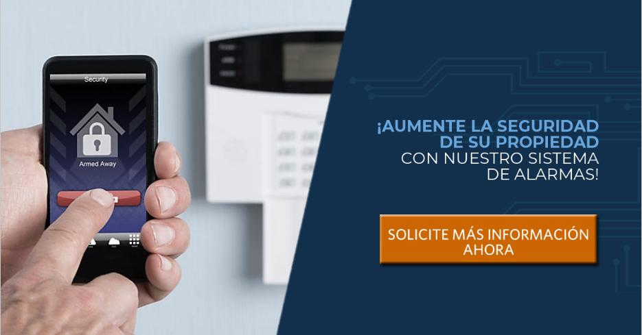 Sistema de alarmas en El Salvador