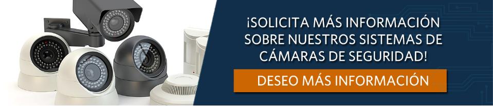 TE INFORMAMOS SOBRE NUESTRO SISTEMA DE CAMARAS DE SEGURIDAD
